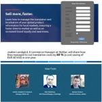Webinar – sell more, faster by focusing on translation and localization