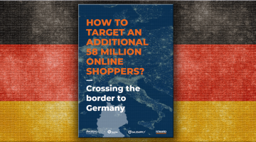 Whitepaper: How to target an additional 58 million online shoppers? – Crossing the border to Germany