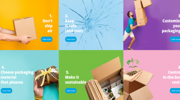6 packaging tips that e-commerce customers can relate to