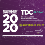 TDC Global – The Delivery Conference – 4th February 2020
